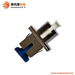hybrid optical fiber adapter / sc hybrid adapter / sc lc hybrid adapter