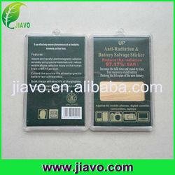energy saving anti radiation phone sticker/mobile chip shield /Quantum Science shield