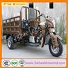 China manufacturer 175cc cargo three wheel motorcycle/3 wheeler tuk tuk for sale