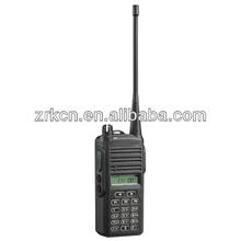 Handy radio High power 4w UHF/ 5w VHF handheld two way radio P185
