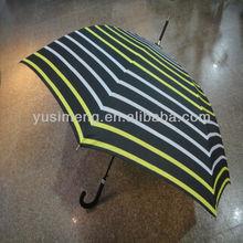 2014 New Style Colorful Stripe Umbrella