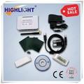 Destaque hpc005 loja de vestuárioinfravermelho sem fio de contador de pessoas/feixe contador/supermercado cliente sistema de contagem
