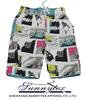 2014 New Arrival Boys Fashion Printing Beach Shorts