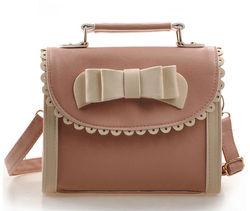2014 latest cheap design girl handbags