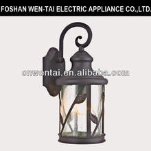 western main gate villa wall arm lamp