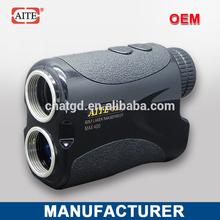 6*24 400m Laser Golf Rangefinder golf pouch
