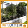 Powder coated galvanized heavy steel safety fence
