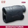 6*24 400m Laser Golf Rangefinder custom golf club head cover