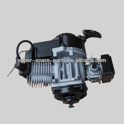 High quality 49cc pocket bike parts mini engine model