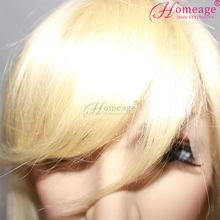 Homeage super highend quality human hair lady gaga wigs