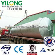 crude oil refinery to diesel petrol machine with distillation
