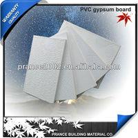 Cheap PVC Gypsum Suspended Ceiling Tiles