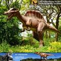 Meu dino- esculturas de espuma dinossauros aço real robot dino robôs