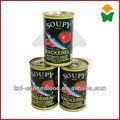 boa qualidade de cavala enlatada em molho de tomate 155gx50tins