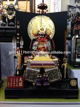 Japanese samurai armor & helmet for home decorating
