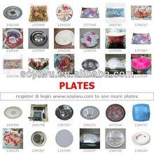 CUSTOM DESIGN MELAMINE TRAY wholesaler for Plate