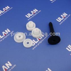 PLQ-20 Receipt printer ribbon gear