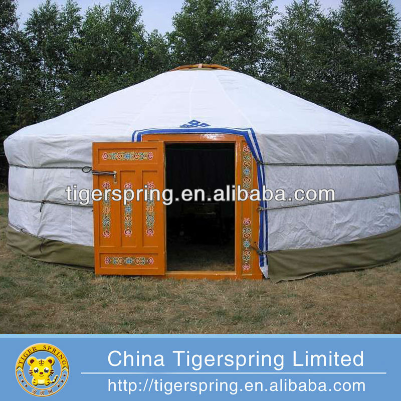 Semi Permanent Comfortable Canvas Structure Tents Buy