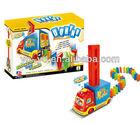 2014 Newly Motor Domino Car Toys 100pcs Domino