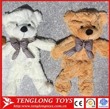 wholesale custom plush toy unstuffed bear skin