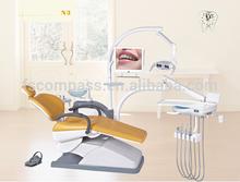 N3 Dental unit chair, dental chair price,dental equipment with Synchronized Design