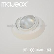 Round Gypsum Plaster halogen adjustable spotlight