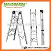 MAX 150KG stick ladder/folding ladder/aluminum ladder AF0406A