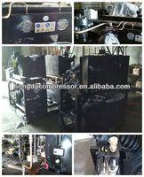 emergencytire/tyre sealer& inflator Hengda compressor 140CFM 580PSI 60HP 2014 CHINAPLAS
