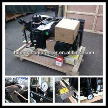 W-1.8-5-D Piston AC Power 56CFM 435PSI 30HP 1.6m3 30bar 22kw 2014 CHINAPLAS
