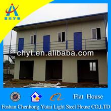 prefabricated modern house, prefab housing