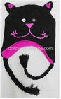 BSCI Knitting Animal Beanie, hat with ear erumff, customer desgin beanie