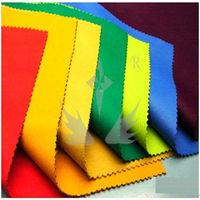 china manufacturer flame retardant 100% cotton fabric yard