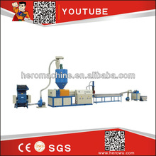 CE Standard Cost Of Plastic Recycling Machine