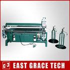 Semi automatic bed spring mattress assembly machine