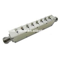 5 Watt 60dB stepped attenuator female to female passo atenuador 50ohm
