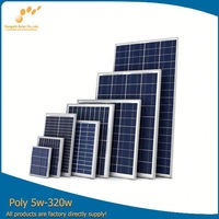 (2014 China OEM)placas solares panels with ISO9001 CE ROHS Certiciation
