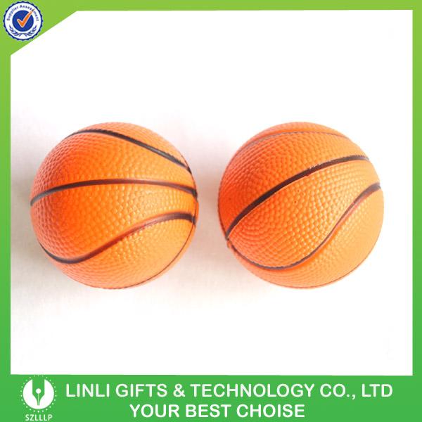 Custom Promotion PU Stress basketball