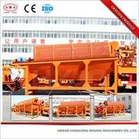 Energy saving professional gold trommel wash plant