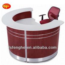 Modern commercial furniture reception desk A-061