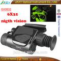 Econômica digital visão monocular noite gx0632 6x32, visão noturna vista óptico