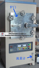 lab high temperature nitrogen atmosphere furnace