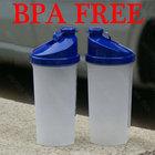 Custom Logo plastic Protein Shaker Bottle (SB-700)