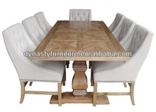 Antique Recycled wood French Dining Table