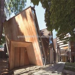 anticorrosive wood house