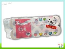 Core Toilet Roll Tissue Paper