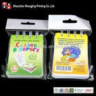 Customized Study Playing Cards Printing, Handmade Card
