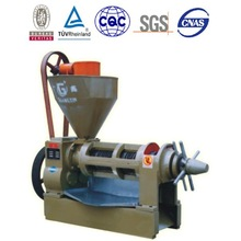 Famous brand Guangxin screw sunflower seeds oil press