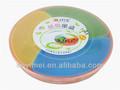 8686New plástico caixa de armazenamento de alimentos com 3 divisores