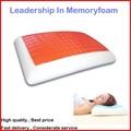 memória espuma de silicone gel travesseiro para manter o resfriamento