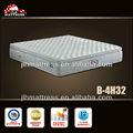 Bom estofado cama king colchão de espuma de colchão e box spring do colchão fabricante b- 4h32